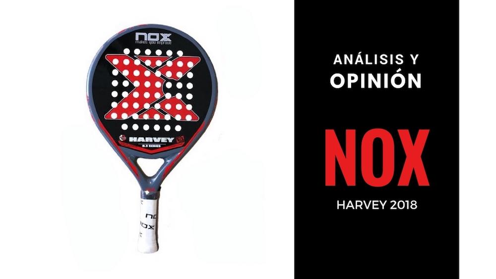 Análisis y Opinión Nox Harvey 2018