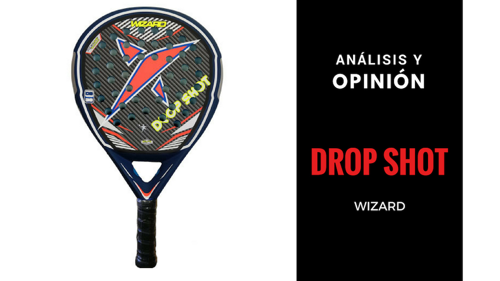 Análisis y opinión Drop Shot Wizard