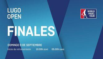 Finales World Padel Tour Lugo 2018 en directo y online