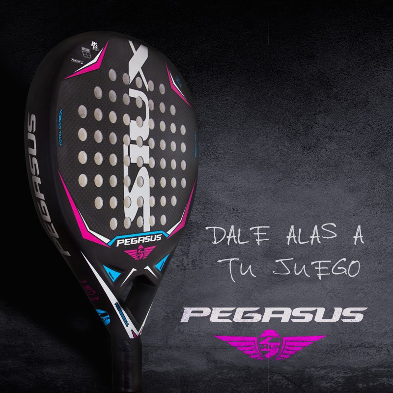 Siux lanza Pegasus Lady