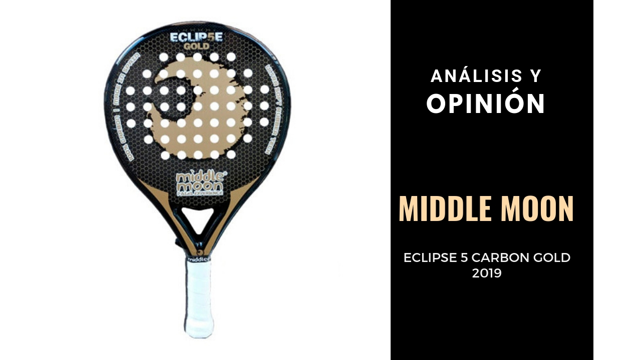 Middle Moon Eclipse 5 Carbon Gold 2019