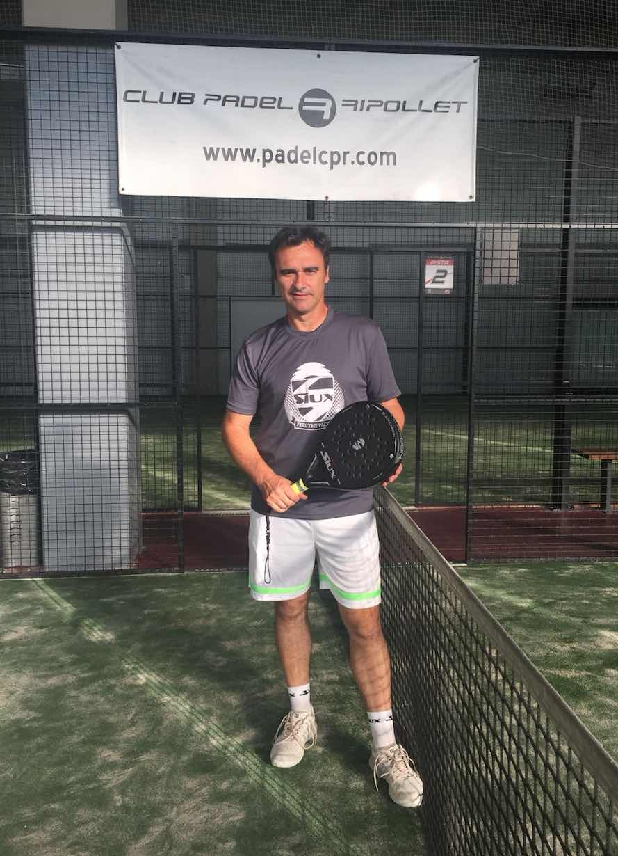 Siux Padel ALBERTO BERASATEGUI Siux ficha al ex tenista Alberto Berasategui como embajador