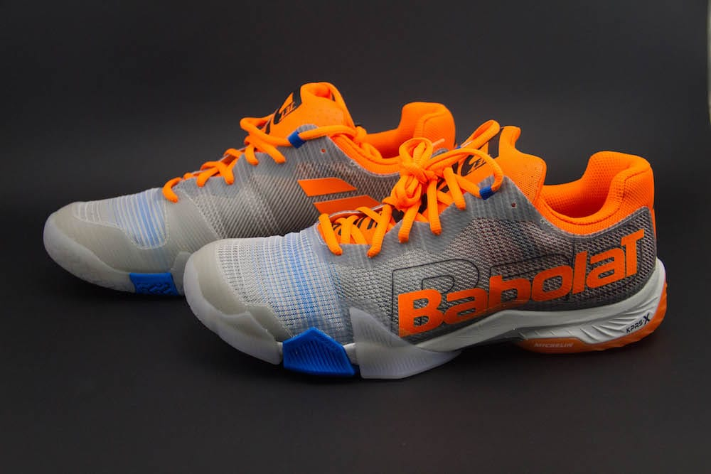 Babolat Jet Premura1 Babolat Jet Premura, las primeras zapatillas diseñadas 100% para pádel