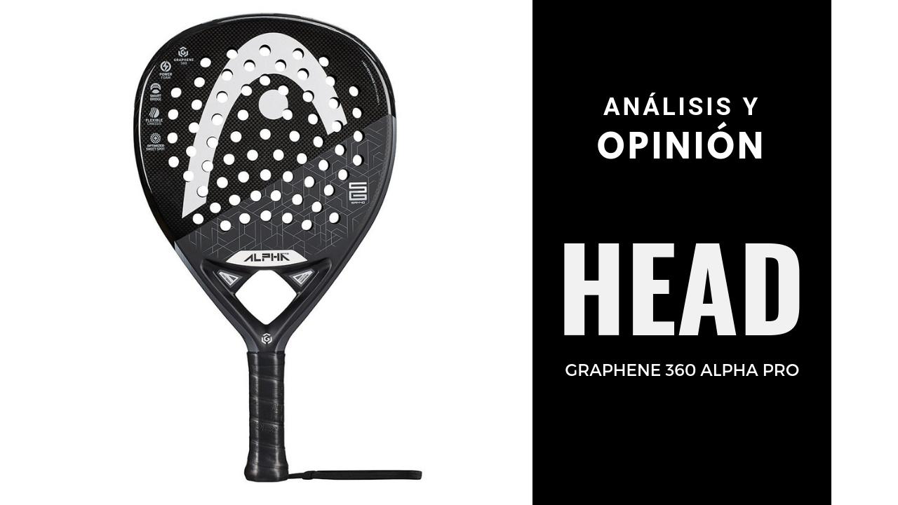 Head GRAPHENE 360 ALPHA PRO Análisis y Opinión Head Graphene 360 Alpha Pro
