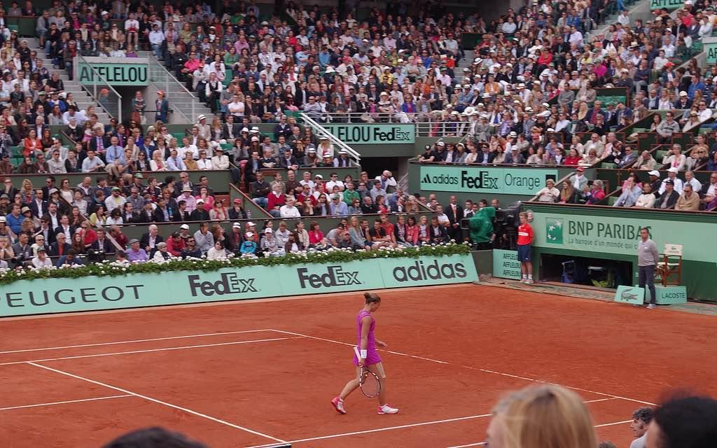 Roland Garros Tenis y pádel, parecidos pero no iguales
