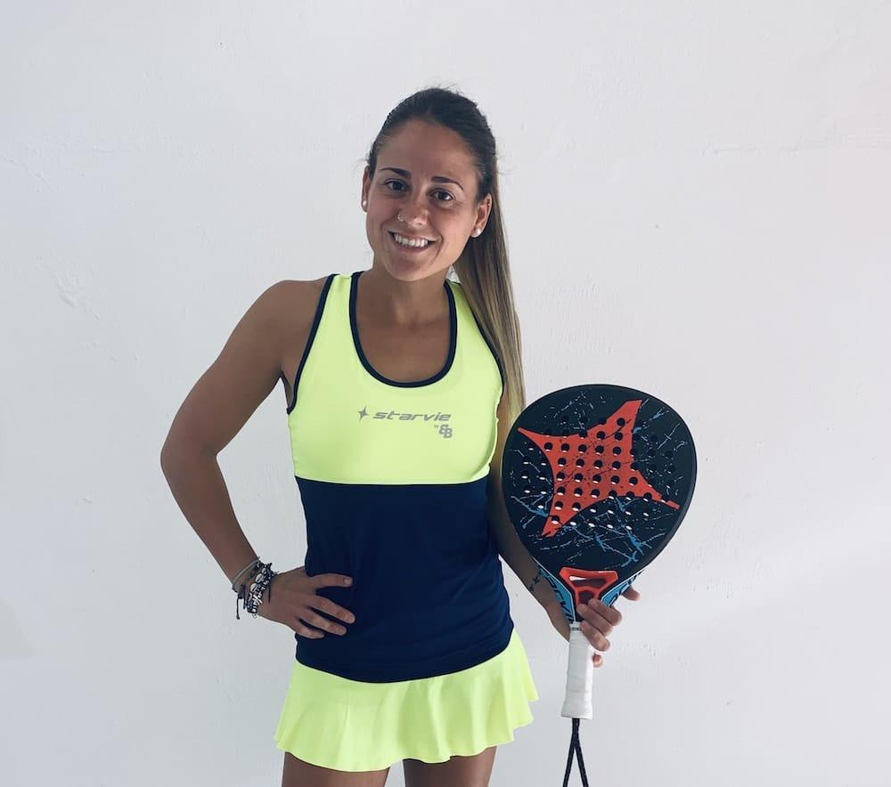 carmen villalba starvie Mari Carmen Villalba, nueva jugadora StarVie