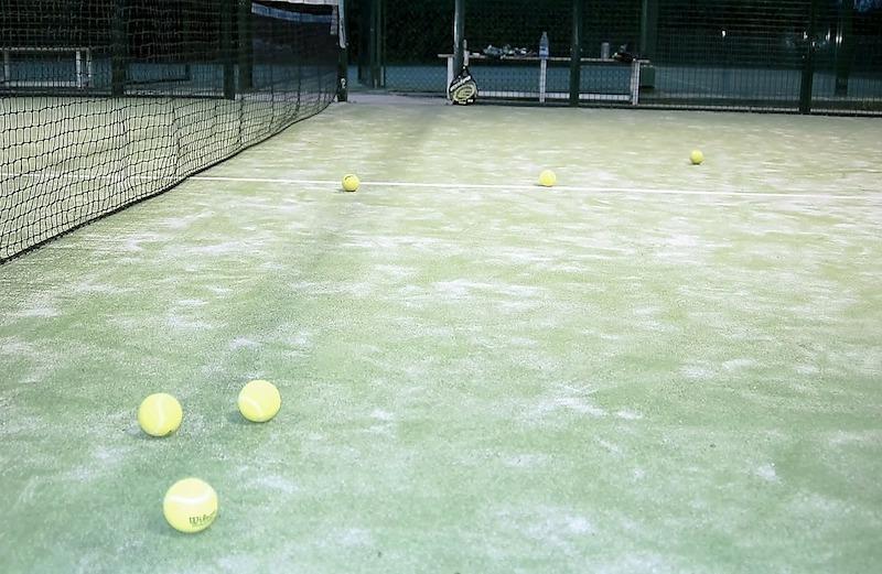 paddle pelotas No, no todos los deportes de raqueta son iguales