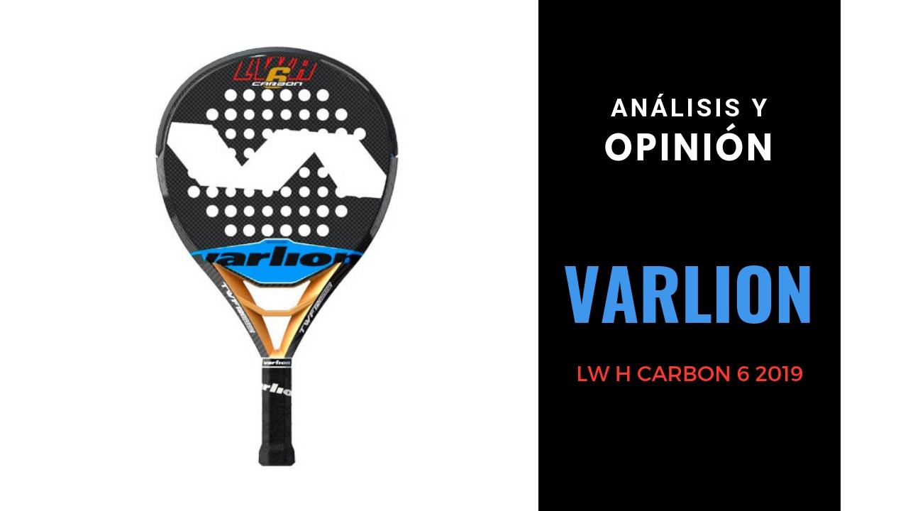 Análisis y Opinión Varlion Lw H Carbon 6 2019