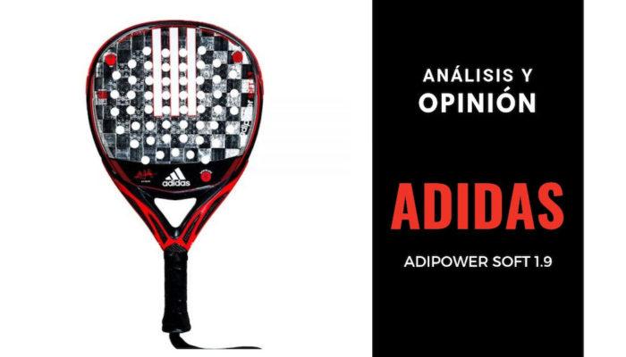 Análisis y Opinión Adidas Adipower Soft 1.9