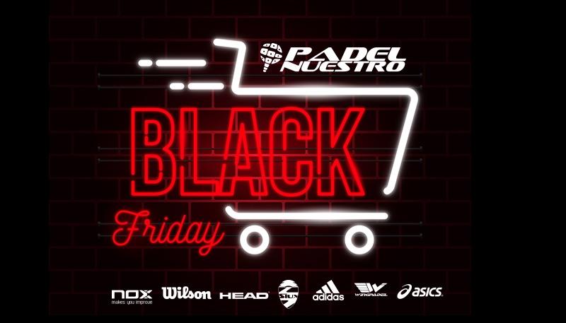 padelgood blackfriday padelnuestro 2019 El Black Friday llega a Padel Nuestro con precios increíbles