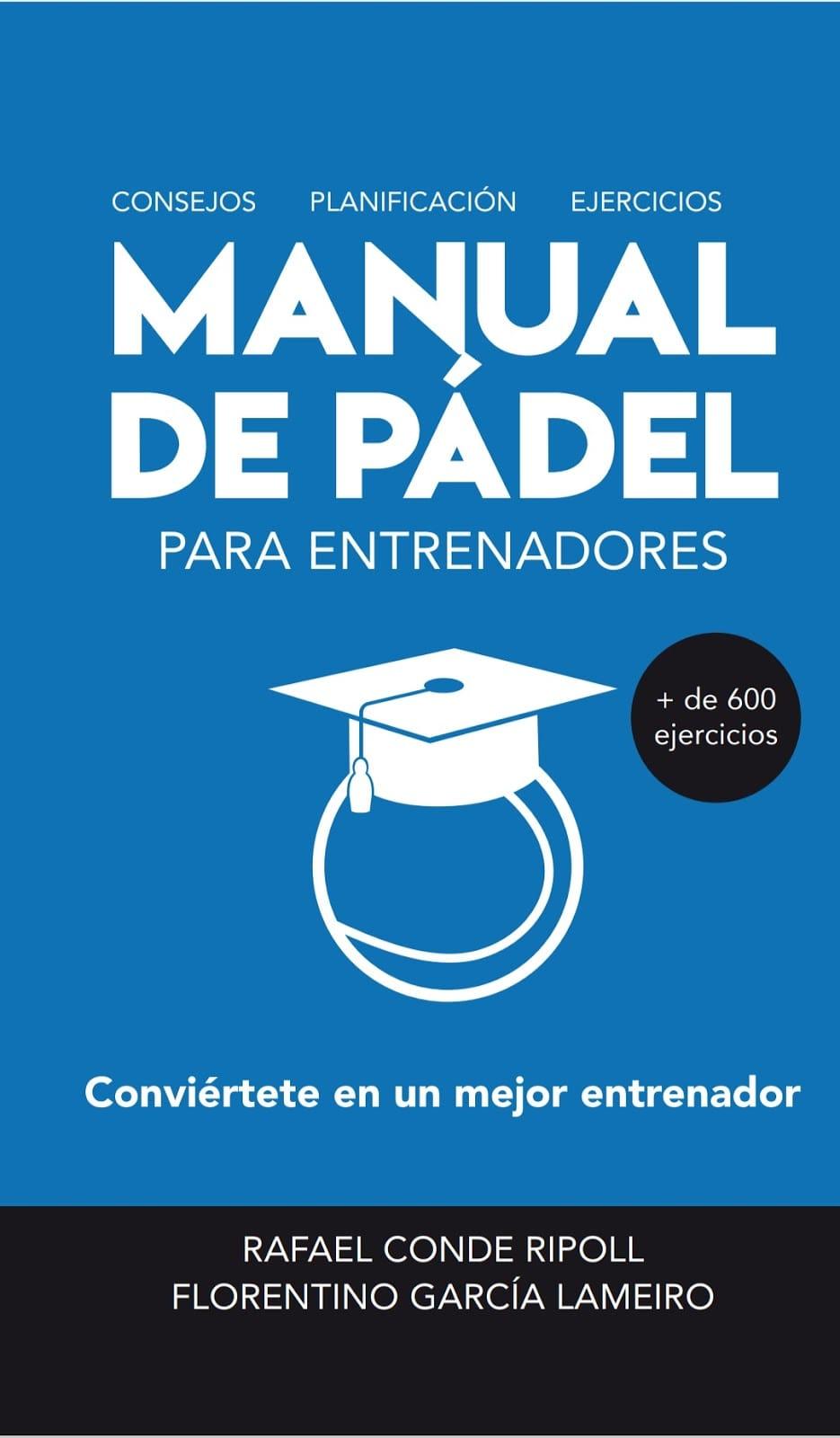 Manual practico para entrenadores Libros Padel