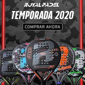 Royal padel pala spro 2020 edicion limitada