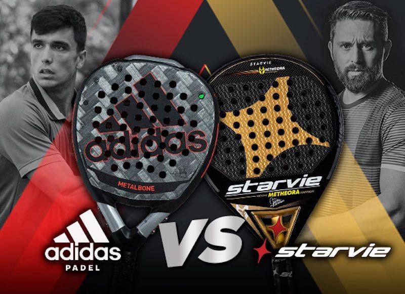 Adidas VS StarVie Lucha de titanes: Adidas VS StarVie