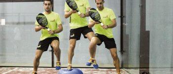 """La """"necesidad"""" de entrenar físico en padel"""