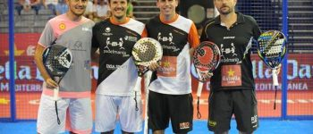 World Padel Tour Granada 2013. Crónica octavos de final