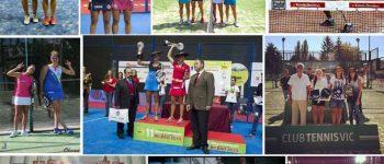 Parejas y ranking femenino World Padel Tour 2014