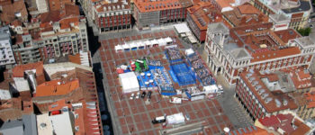 El World Padel Tour dejará en Valladolid más de un millón de euros