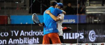 Revolución y nuevas parejas entre los mejores del ranking World Padel Tour