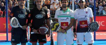 Partidos completos World Padel Tour Lisboa 2013