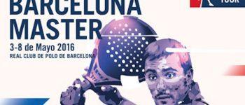 Inscritas y ranking femenino Máster World Padel Tour Barcelona 2016