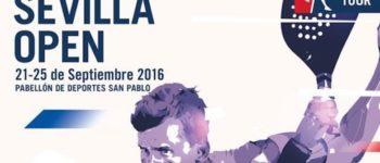 Cuadros y horarios World Padel Tour Sevilla 2016