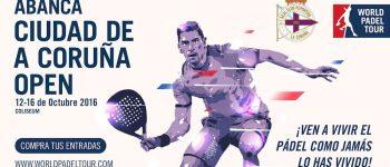 Cuadros y horarios World Padel Tour A Coruña 2016