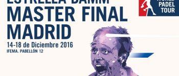 Grupos y Horarios Máster Final World Padel Tour Madrid 2016