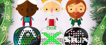 5 palas de pádel recomendadas para pedir a los Reyes Magos este año