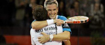 Miguel Lamperti y Maxi Grabiel vuelven como pareja en Santander