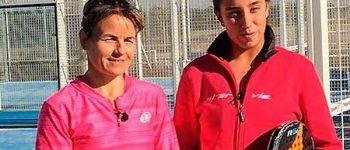 Cata Tenorio - Bea González, nueva pareja World Padel Tour 2018