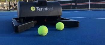 Tennibot, el robot recogepelotas para el pádel y el tenis
