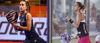 Dinamita Iglesias - Alba Galán, nueva pareja World Padel Tour 2019