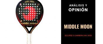 Análisis y Opinión Middle Moon Eclipse 5 Carbon 24K 2019