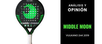 Análisis y Opinión Middle Moon Vulkano 24K 2019