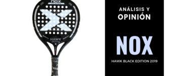 Análisis y Opinión Nox Hawk Black Edition 2019